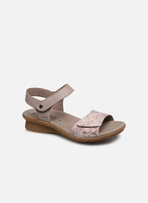 Sandales et nu-pieds Mephisto Pattie C Beige vue détail/paire