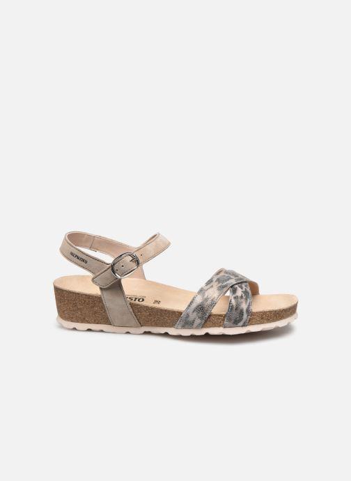 Sandali e scarpe aperte Mephisto Stela C Grigio immagine posteriore