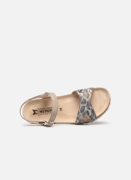 Sandali e scarpe aperte Mephisto Stela C Grigio immagine sinistra