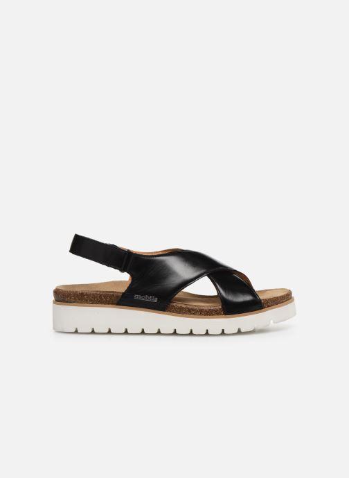 Sandali e scarpe aperte Mephisto Tally C Nero immagine posteriore