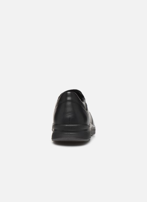 Sneakers Mephisto Valter C Nero immagine destra