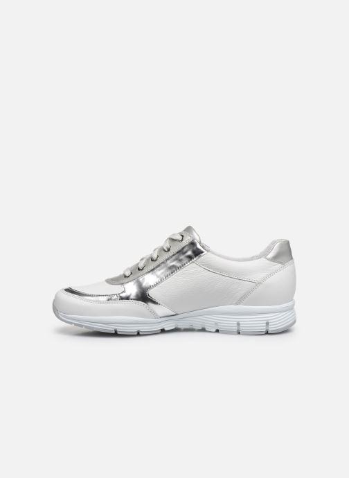 Sneakers Mephisto Ylona C Bianco immagine frontale