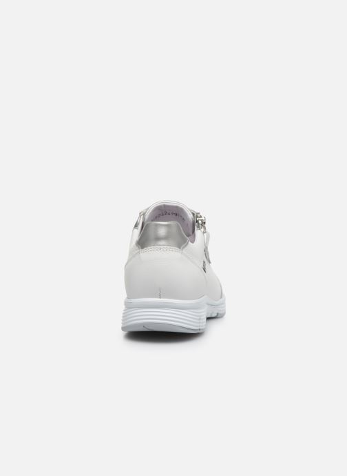 Sneakers Mephisto Ylona C Hvid Se fra højre