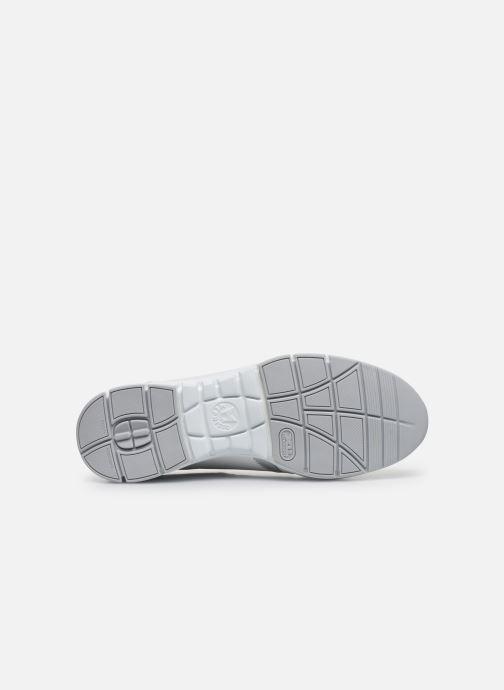 Sneakers Mephisto Ylona C Bianco immagine dall'alto