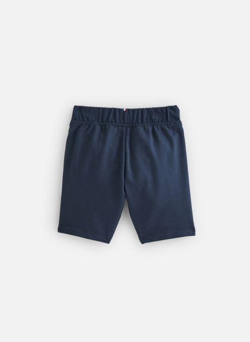 Vêtements Le Coq Sportif ESS Short Regular N°3 Enfant Bleu vue bas / vue portée sac