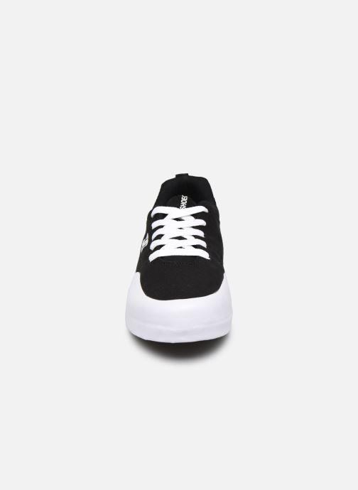 Baskets DC Shoes DC Infinite TX Noir vue portées chaussures