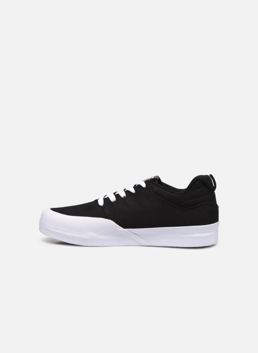 Deportivas DC Shoes DC Infinite TX Negro vista de frente