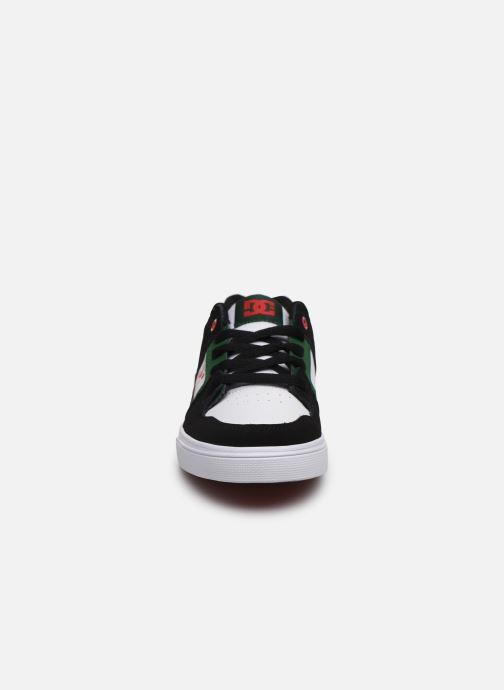 Baskets DC Shoes Pure E Multicolore vue portées chaussures