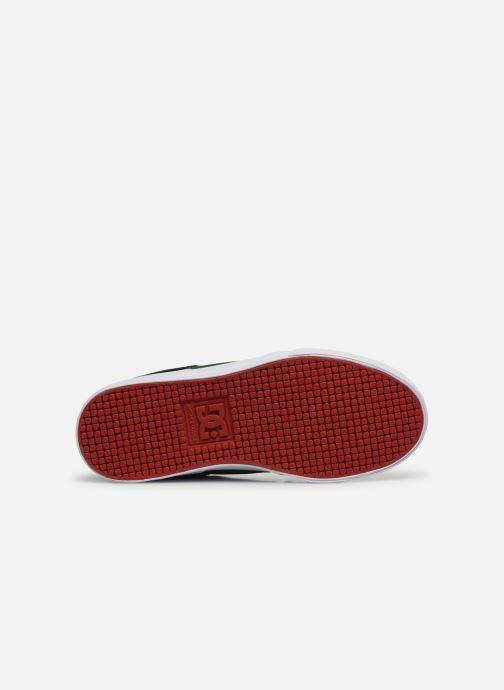 Baskets DC Shoes Pure E Multicolore vue haut