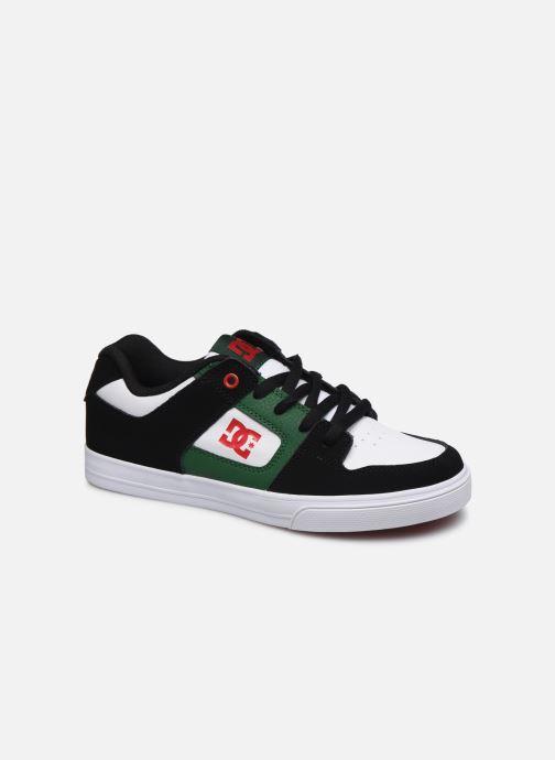 Baskets DC Shoes Pure E Multicolore vue détail/paire