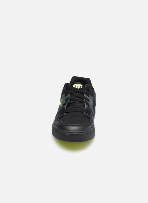 Sneaker DC Shoes Pure E schwarz schuhe getragen
