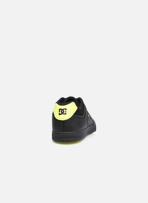 Sneaker DC Shoes Pure E schwarz ansicht von rechts