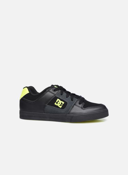 Sneaker DC Shoes Pure E schwarz ansicht von hinten
