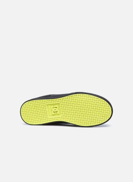Sneaker DC Shoes Pure E schwarz ansicht von oben