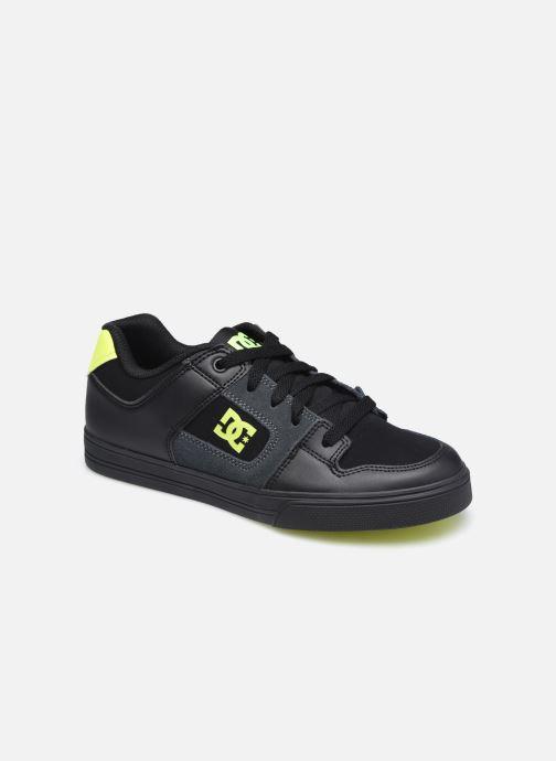 Sneaker DC Shoes Pure E schwarz detaillierte ansicht/modell