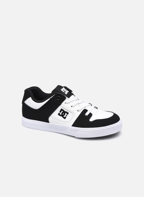 Sneaker DC Shoes Pure E weiß detaillierte ansicht/modell