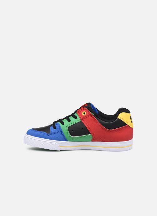 Sneaker DC Shoes Pure E mehrfarbig ansicht von vorne
