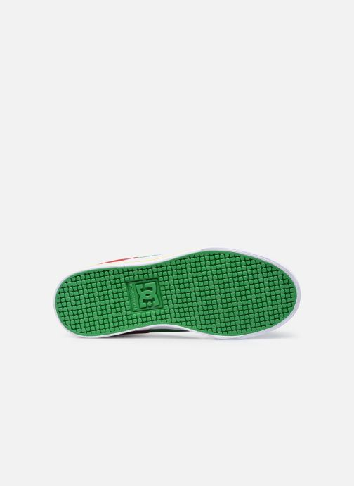 Sneaker DC Shoes Pure E mehrfarbig ansicht von oben