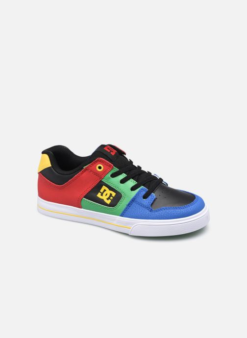 Sneaker DC Shoes Pure E mehrfarbig detaillierte ansicht/modell