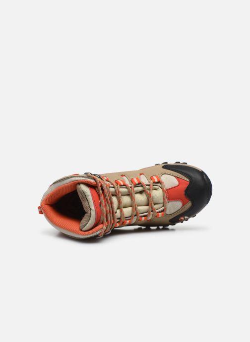 Scarpe sportive Kimberfeel Kangri Beige immagine sinistra