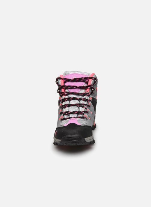 Zapatillas de deporte Kimberfeel Kangri Gris vista del modelo