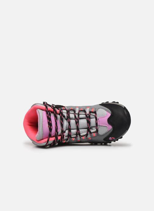 Zapatillas de deporte Kimberfeel Kangri Gris vista lateral izquierda