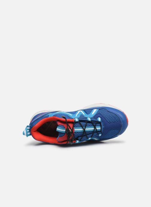 Zapatillas de deporte Kimberfeel Rimo E Azul vista lateral izquierda