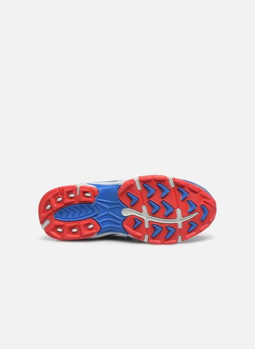Zapatillas de deporte Kimberfeel Rimo E Azul vista de arriba