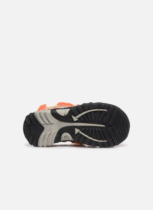 Sandales et nu-pieds Kimberfeel Cabana Orange vue haut