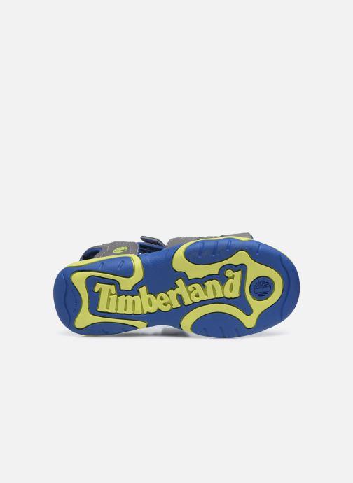 Sandales et nu-pieds Timberland Adventure Seeker Rebotl Gris vue haut