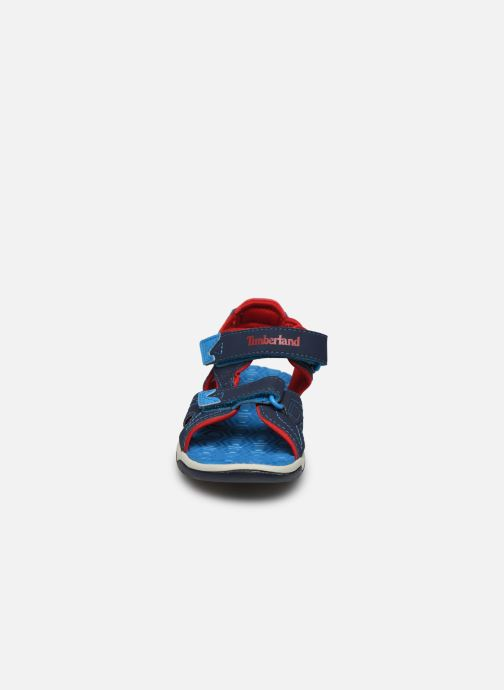 Sandales et nu-pieds Timberland Adventure Seeker Rebotl Bleu vue portées chaussures