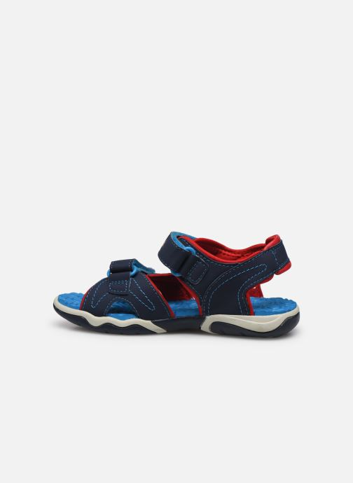 Sandales et nu-pieds Timberland Adventure Seeker Rebotl Bleu vue face