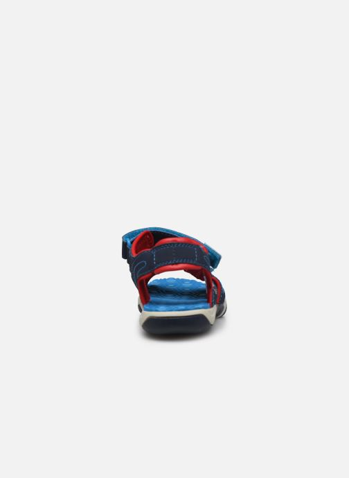 Sandales et nu-pieds Timberland Adventure Seeker Rebotl Bleu vue droite