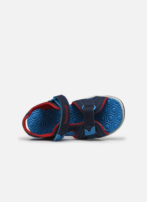Sandales et nu-pieds Timberland Adventure Seeker Rebotl Bleu vue gauche