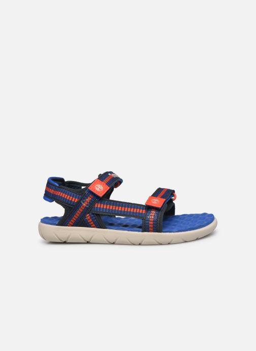 Sandales et nu-pieds Timberland Perkins Row Sandal Rebotl Bleu vue derrière