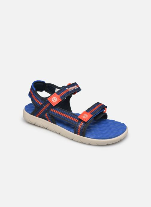 Sandalen Timberland Perkins Row Sandal Rebotl blau detaillierte ansicht/modell