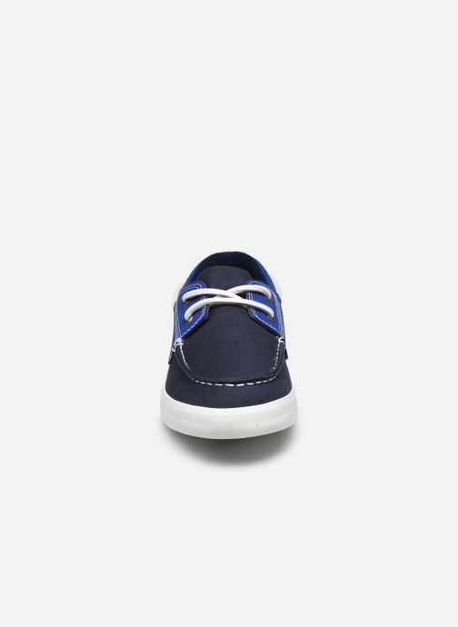 Veterschoenen Timberland Newport Bay Boat Shoe Blauw model