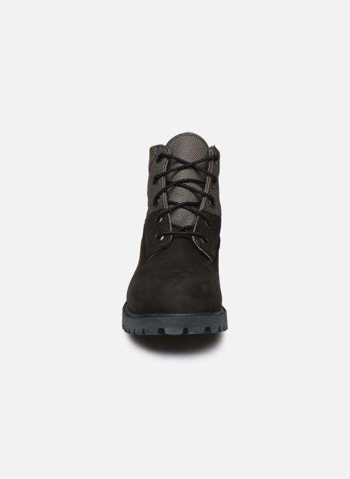 Bottines et boots Timberland 6 In Treadlight Boot Rebotl Noir vue portées chaussures