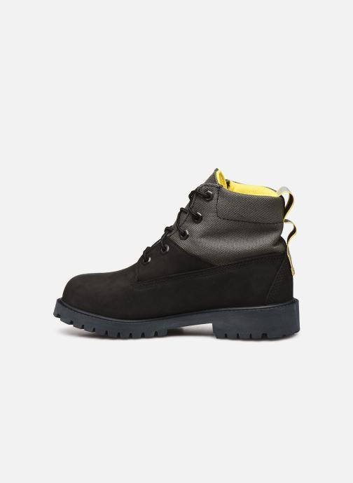 Bottines et boots Timberland 6 In Treadlight Boot Rebotl Noir vue face
