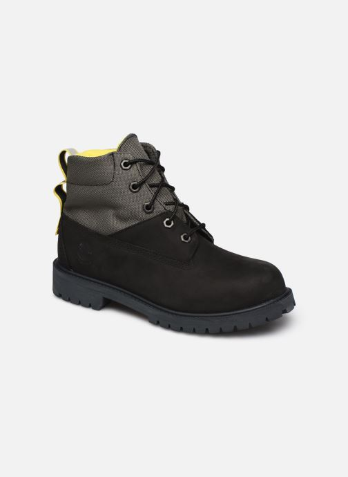 Botines  Timberland 6 In Treadlight Boot Rebotl Negro vista de detalle / par