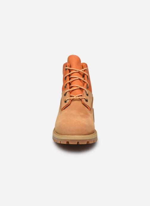 Bottines et boots Timberland 6 In Treadlight Boot Rebotl Marron vue portées chaussures