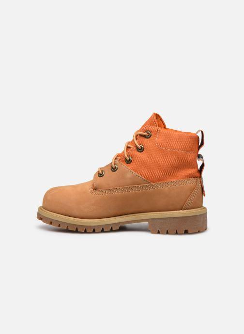 Bottines et boots Timberland 6 In Treadlight Boot Rebotl Marron vue face