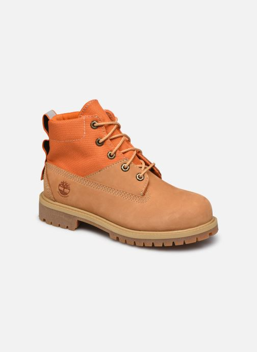 Bottines et boots Timberland 6 In Treadlight Boot Rebotl Marron vue détail/paire
