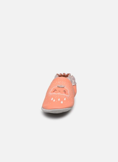 Slippers Robeez Princess of Sky Pink model view