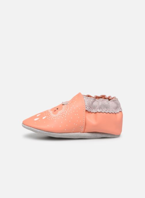 Chaussons Robeez Princess of Sky Rose vue face