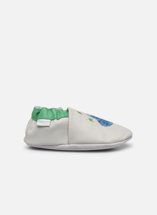 Pantofole Robeez Good Vibes Verde immagine posteriore