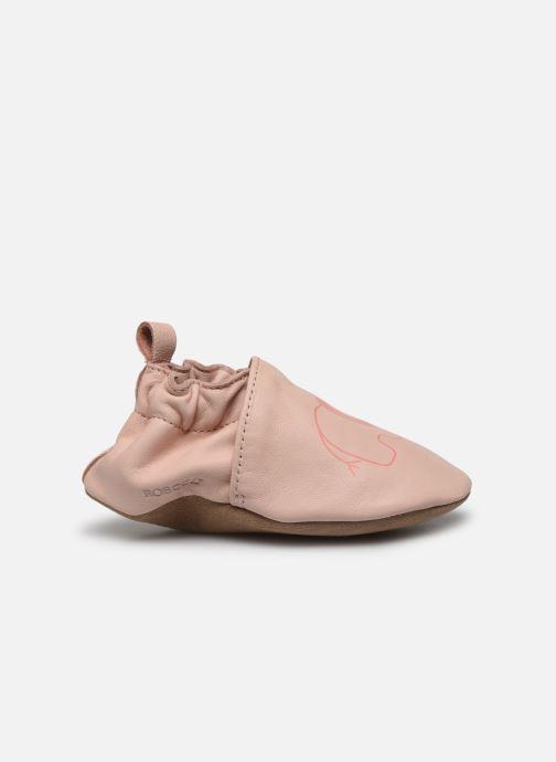 Pantofole Robeez Fantile Rosa immagine posteriore