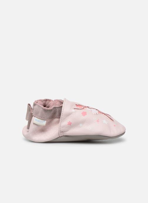 Pantofole Robeez Dance Dream Rosa immagine posteriore