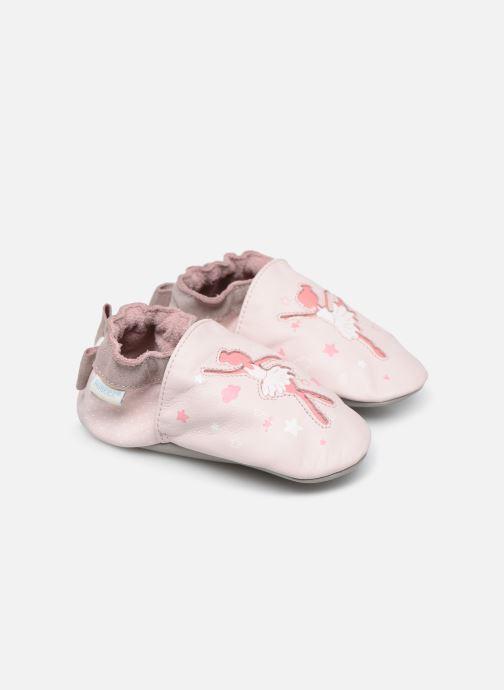 Pantofole Robeez Dance Dream Rosa vedi dettaglio/paio