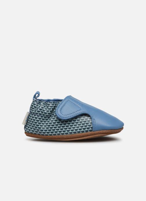 Pantofole Robeez Kalipso Azzurro immagine posteriore